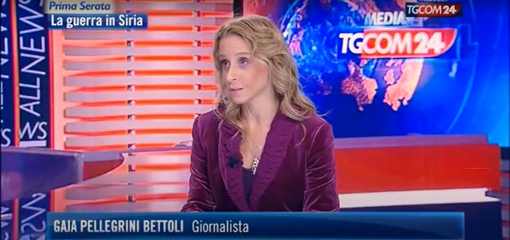 Gaja Pellegrini-Bettoli @TGCOM24