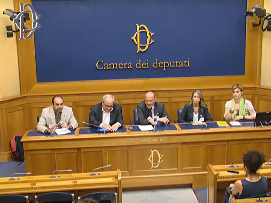 Presentazione alla Camera dei Deputati di Generazione senza Padri
