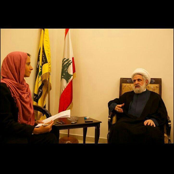 Interview with Vice Secretay Hezbollah Naim Qassim